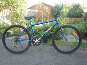 "Velo montagne 26"" Minelli mountain bike"