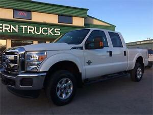 2015 Ford F-350 XLT 4x4 Diesel Cheapest in Alberta!!!!  $338 b/w