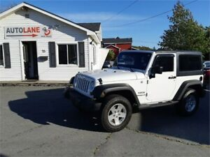 2011 Jeep Wrangler Sport Crazy Clean Only $13995