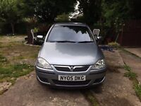 2005 Corsa C 1.2 SXI Twinport Unfinished Project