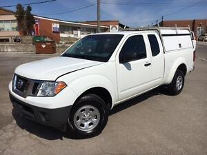 2014 Nissan Frontier S **MATCHING CAP-ONLY 90KM**