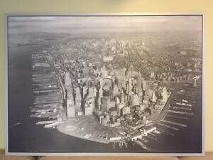Manhattan Skyline Wall Picture
