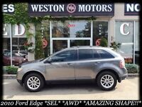 2010 Ford Edge *SEL*AWD*SYNC*FULLY LOADED*