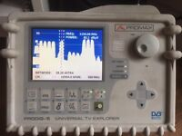 Promax TV Explorer (Prodig 5) TV/SAT/CATV meter