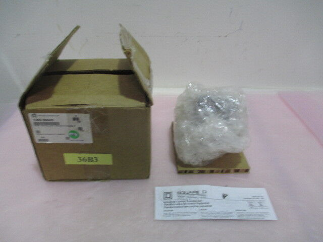 AMAT 1360-00045, XFMR Control 50VA 208/240/277/380/480P. 401331