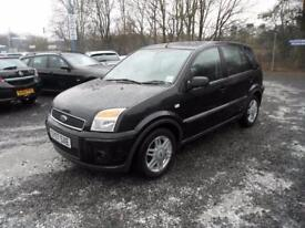 Ford Fusion Plus 5dr DIESEL MANUAL 2007/07