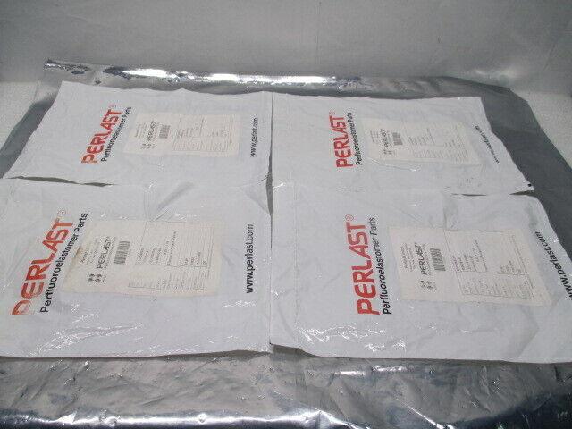 4 Perlast G47P-012-SC, Translucent (FFKM) O-Ring, Novellus 22-275478-00, 100314