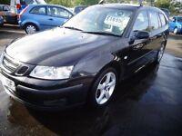 2007(57reg)Saab 9-3 Vector 1.9tdi BARGAIN £1395