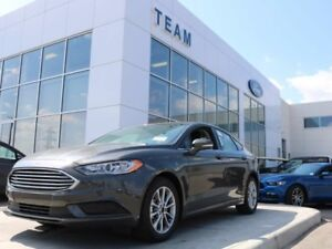 2017 Ford Fusion SE, 200A, SYNC3, NAV, HEATED FRONT SEATS, REAR
