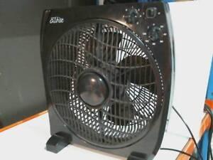Omega Altise A30BW 30cm box fan [85] Braybrook Maribyrnong Area Preview