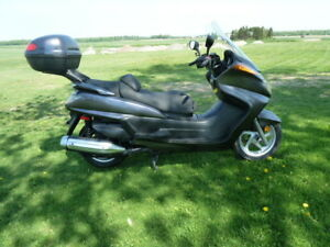 Yamaha Majesty 400, 2005