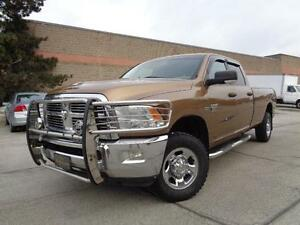 2012 Ram 2500 SLT, LOADED 8FT BOX, 4X4, CREW CAB 416-742-5464