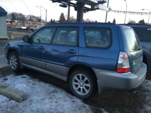 2008 Subaru Forester SUV, Crossover asking 5500$