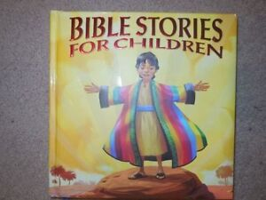 NEW - Bible Stories for Children