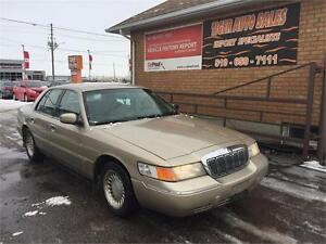 1999 Mercury Grand Marquis LS**ONLY 156KMS**AS IS SPECIAL