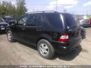 parting out 2003 mercedes benz ml350