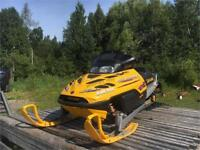 2002 SKIDOO SUMMIT SPORT 700 JUST TRADED IN ! Timmins Ontario Preview