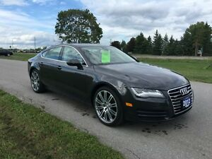 audi a7 find great deals on used and new cars trucks in ontario kijiji classifieds. Black Bedroom Furniture Sets. Home Design Ideas