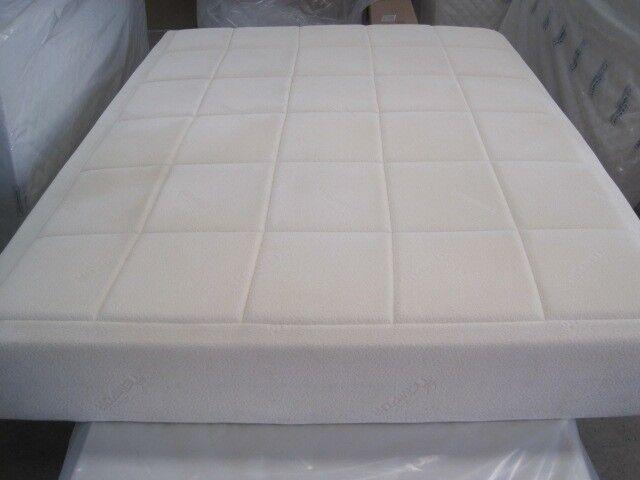 king size Tempur original deluxe 27 mattress