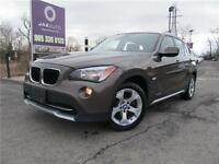 """2012 BMW X1 28i """"NAVIGATION"""" BLUE-TOOTH"""" PANORAMIC ROOF"""""""