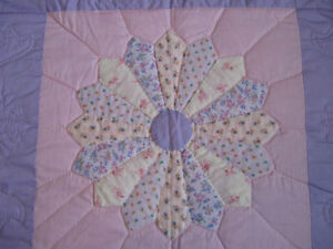 3 new hand-crafted quilted cushion covers London Ontario image 4