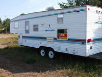 5th wheel 25.5 ft for sale