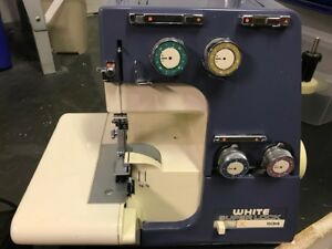 White Whitlock 534 Serger