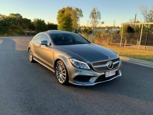 2015 Mercedes-Benz CLS-Class C218 CLS400 Coupe 7G-Tronic + Grey 7 Speed Sports Automatic Sedan Darra Brisbane South West Preview