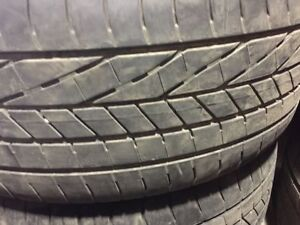 275 40 19 X 2 'GOODYEAR EXCELLENCE RUNFLAT/RSC 101Y',$168-CH 2 T