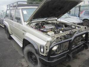 NISSAN PATROL GQ 4.2 EFI 1994 WRECKING Brooklyn Brimbank Area Preview