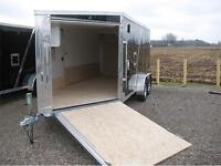 2016 Amera-Lite 7x19 Drive in/Drive out Enclosed Trailer