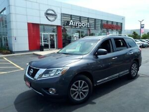 2014 Nissan Pathfinder SL LOADED,LEATHER.ALLY,PW,PL,A