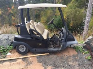 GOLF CART- Club Car Prescedent