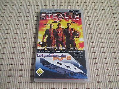 Stealth Unter dem Radar Film UMD für Sony PSP *OVP*