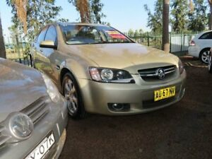2008 Holden Berlina VE Gold 4 Speed Automatic Sedan