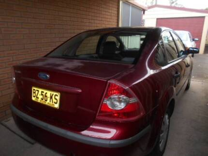 2006 FORD FOCUS Tuggerah Wyong Area Preview