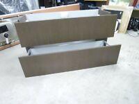 Svedbergs double drawer vanity unit