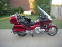 TRANSPORT/RIDE MY GOLDWING FROM BEAU COMEAU TO NEWFOUNDLAND
