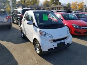 2012 SMART FOR TWO - PURE-CUTE AS A BUG!