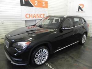 2015 BMW X1 xDrive28i AWD, Toit ouvrant, Bancs en cuir
