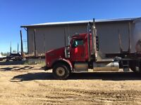 Log Truck Driver Required