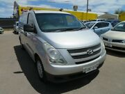 2008 Hyundai iLOAD Turbo Diesel Silver 5 Speed Manual Van Morphett Vale Morphett Vale Area Preview