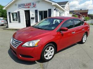2014 Nissan Sentra S $85 bi-weekly buy it!