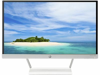 "شاشة ليد  HP Pavilion 22XW Silver 21.5"" 7ms (GTG) HDMI Widescreen LED Backlight LCD Monito"