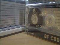 THIS W/E ONLY. 30x TDK MR AUDIO SF 90 CASSETTE TAPES FOR £10 IN PRISTINE CONDITION & GUARANTEED.