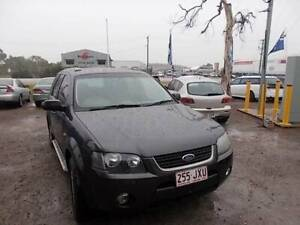 2007 Ford Territory SR Automatic SUV Mount Louisa Townsville City Preview
