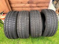 Winter Tyres 235/55/r17 99H