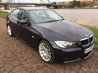 2008 58 BMW 3 SERIES 2.0 320D EDITION M SPORT 4D 174 BHP DIESEL