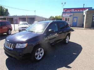 2011 JEEP COMPASS NORTH EDITION 4WD 4 Cylinder Finance Available