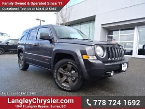 2017 Jeep Patriot Sport/North 75TH ANNIVERSARY PACKAGE & VERY...
